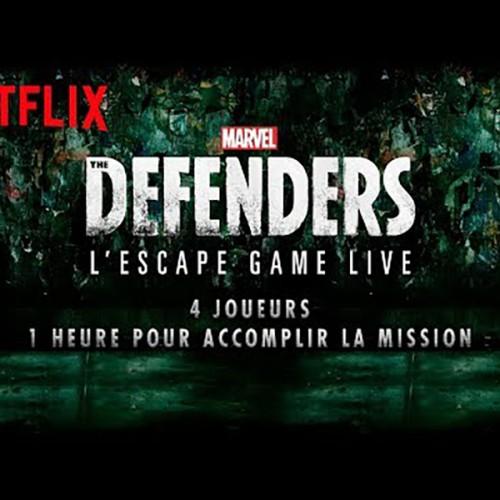 Defenders recadrer